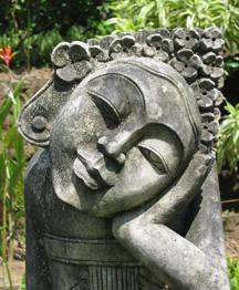 Bali Temple Figure I