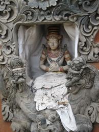 Bali Temple Figure II