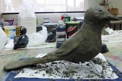 Concrete Raven