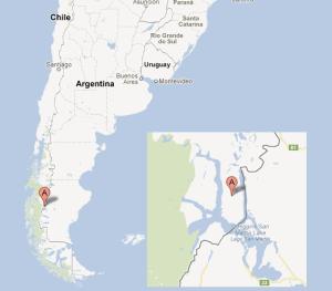 Map La Florida Peninsula