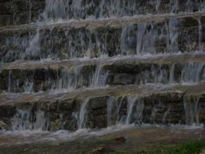 Rain at Palenque