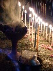 Curing ritual image