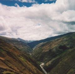 Rio Paucartambo Cusco Region, Peru ©1996 Carla Woody