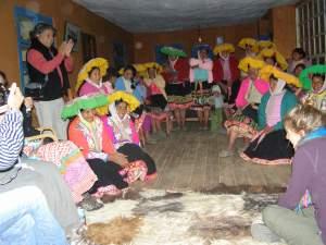 Mollamarka Women Singers