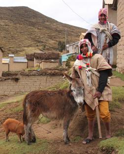 Salqa Bolivia