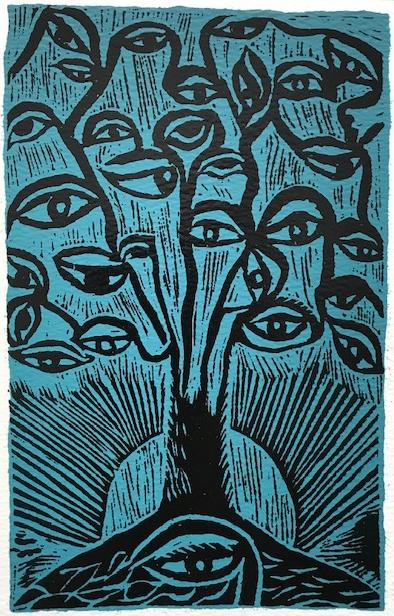 Arbol de Ojos